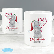 Personalised Me To You 'With Love At Christmas' Couples Ceramic Mug Set - Personalised Books-Personalised Gifts-Baby Gifts-Kids Books