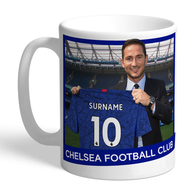 Chelsea FC Manager Ceramic Mug - Shop Personalised Gifts