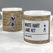 Tottenham Hotspur Street Sign Ceramic Mug - Personalised Books-Personalised Gifts-Baby Gifts-Kids Books