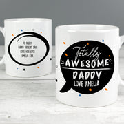 Personalised Totally Awesome Ceramic Mug - Personalised Books-Personalised Gifts-Baby Gifts-Kids Books
