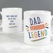 Personalised Absolute Legend Ceramic Mug - Shop Personalised Gifts