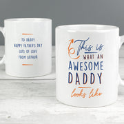 Personalised This Is What Awesome Looks Like Ceramic Mug - Personalised Books-Personalised Gifts-Baby Gifts-Kids Books