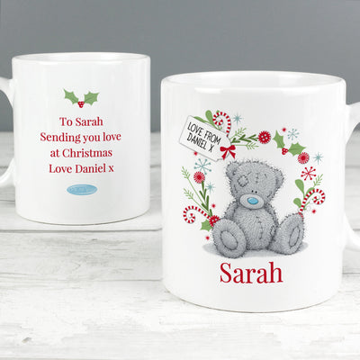 Personalised Me to You 'For Nan, Grandma, Mum' Christmas Ceramic Mug - Shop Personalised Gifts
