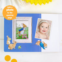 Personalised Peter Rabbit 'Birthday Surprise' Board Book - Personalised Books-Personalised Gifts-Baby Gifts-Kids Books
