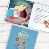 Personalised Disney Alice In Wonderland Story Book - shop-personalised-gifts