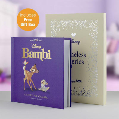 Personalised Disney Bambi Story Book - Shop Personalised Gifts