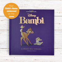 Personalised Disney Bambi Story Book - shop-personalised-gifts