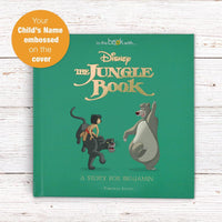 Personalised Disney Jungle Book Story Book - Shop Personalised Gifts