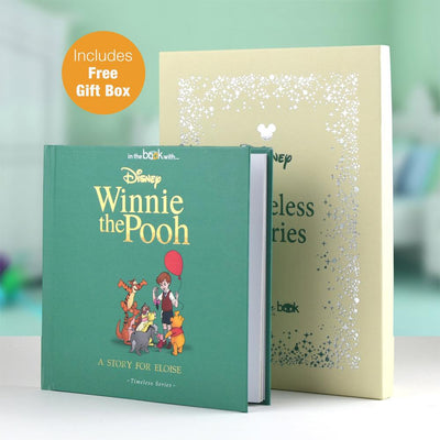Personalised Disney Winnie the Pooh Storybook - Shop Personalised Gifts