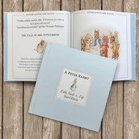Peter Rabbit's Personalised Little Book of Life - Shop Personalised Gifts