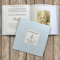 Peter Rabbit's Personalised Little Book of Life - Personalised Books-Personalised Gifts-Baby Gifts-Kids Books