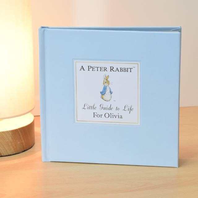 Peter Rabbit's Personalised Little Book of Life - Personalised Books-Personalised Gifts-Baby Gifts-Kids Books (1967639003222)