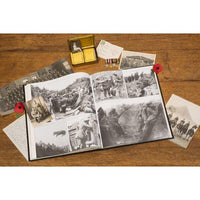WW1 Pictorial Edition Personalised  Newspaper Book - Personalised Books-Personalised Gifts-Baby Gifts-Kids Books