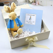 Peter Rabbit Personalised Book and Toy Gift Set