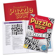 Personalised Puzzle Book - Shop Personalised Gifts