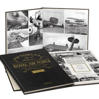100 Years of the RAF Pictorial Personalised Newspaper book - shop-personalised-gifts