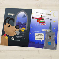 When Santa Got Stuck Up the Chimney Christmas Book - Shop Personalised Gifts