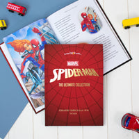 Personalised Spider-Man Collection Book - Shop Personalised Gifts