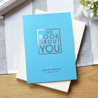 Personalised The Book About You - Hardback - Shop Personalised Gifts