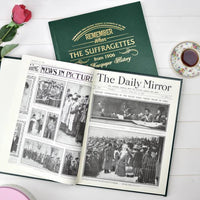 The Suffragettes: 100 Years Since Women got the Vote - Shop Personalised Gifts