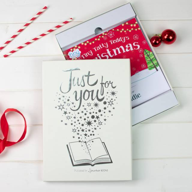 Personalised Me to You Tiny Tatty Teddy's Christmas Book - Shop Personalised Gifts