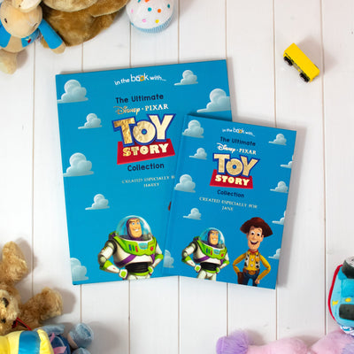 Personalised Toy Story Book Collection - shop-personalised-gifts
