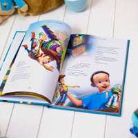 Personalised Toy Story Book Collection - Shop Personalised Gifts