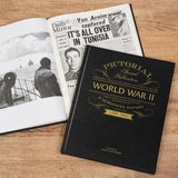 WW2 Pictorial Edition Personalised  Newspaper Book - shop-personalised-gifts