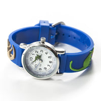 Kids Personalised Boys Dinosaur Watch - Shop Personalised Gifts