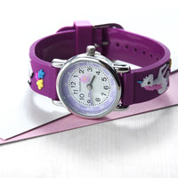 Kids Personalised Girls Unicorn Watch - Personalised Books-Personalised Gifts-Baby Gifts-Kids Books