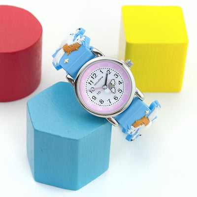 Personalised Kids Rainbow Unicorn Watch - Shop Personalised Gifts