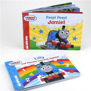 Personalised Dual Box Set Thomas & Friends Board Books - Shop Personalised Gifts