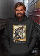 Load image into Gallery viewer, Love is Grave Hoodie