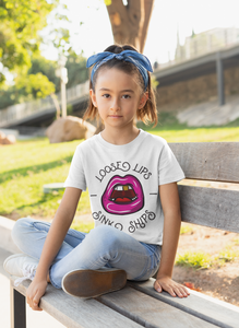 Kids Loose Lips T-Shirt