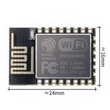 Load image into Gallery viewer, Wireless module CH340/CP2102 NodeMcu V3 V2 Lua WIFI Internet of Things development board based ESP8266 ESP-12E with pcb Antenna