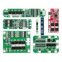 Load image into Gallery viewer, 1S 2S 3S 4S 3A 20A 30A Li-ion Lithium Battery 18650 Charger PCB BMS Protection Board For Drill Motor Lipo Cell Module 5S 6S