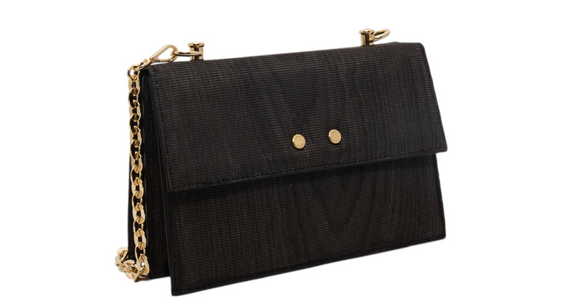 Lana maxi crossbody bag by Tarayi Paris - side view