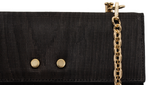 Lana maxi crossbody bag by Tarayi Paris - zoom in on chain