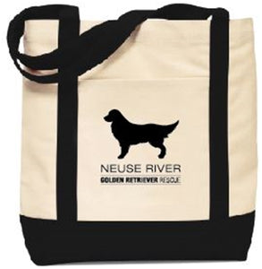 NRGRR Medium Sized Canvas Tote Bag