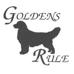 Goldens Rule Decal