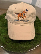 Load image into Gallery viewer, Golden on the Green Golf/Baseball Hat