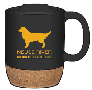 NRGRR Coffee Mug with Cork Base