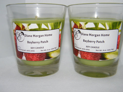 Bayberry Patch Candle  (8 oz.)