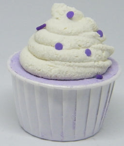 Blueberry Thyme Cupcake Fizzies