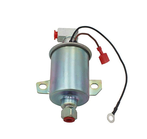 Electric Fuel Pump for Onan 5500 RV Generator Set replaces for Onan 149-2331-03, E11010 Cummins# A029G426 & A047Z224.