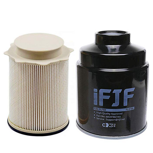 iFJF Fuel Filter Water Separator for Dodge Ram 6.7L 2500 3500 4500 5500 6.7L Cummins 68197867AA 68157291AA
