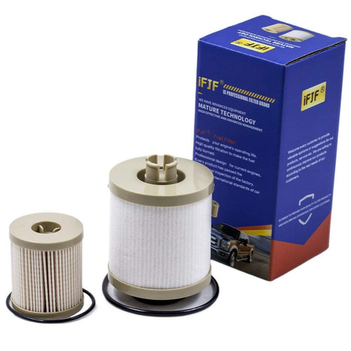 iFJF FD4616 Fuel Filter for Ford 6.0L V8 2003-2007 F250 F350 F450 F550 3C3Z9N184CB