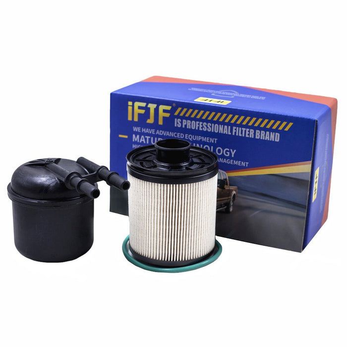 FD4615 Fuel Filter and FL2051S Oil Filter for Ford 2011-2017 F250 F350 F450 F550 Super Duty 6.7L Powerstroke V8 engine BC3Z9N184B BC3Z6731B