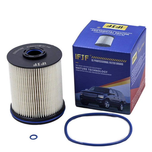 iFJF TP1015 Fuel Filter for Chevrolet Cruze 2014-2018 / Silverado 2500HD,3500HD 2017-2018 / GMC Sierra 2500HD/3500HD 2017-2018 and 6.6L Duramax Diesel