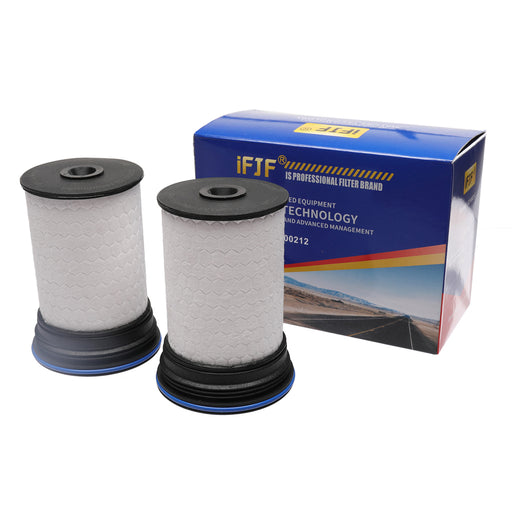 TP1007 Professional Fuel Filter Kit with Covers & Seals Fits Chevrolet Colorado/GMC Canyon